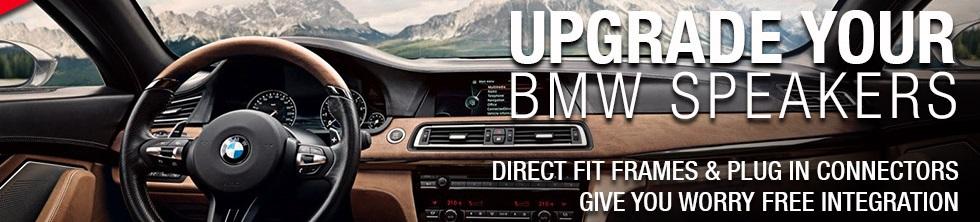 BMW専用スピーカーシステム