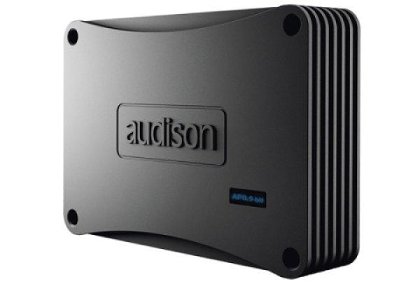 画像1: audison(オーディソン) プロセッサー内蔵8chパワーアンプ (1)