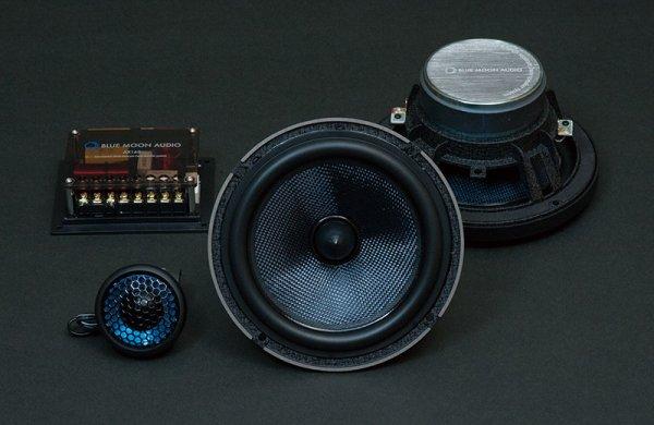 画像1: BLUE MOON AUDIO(ブルームーンオーディオ)16.5cm2wayセパレートスピーカー AX (1)