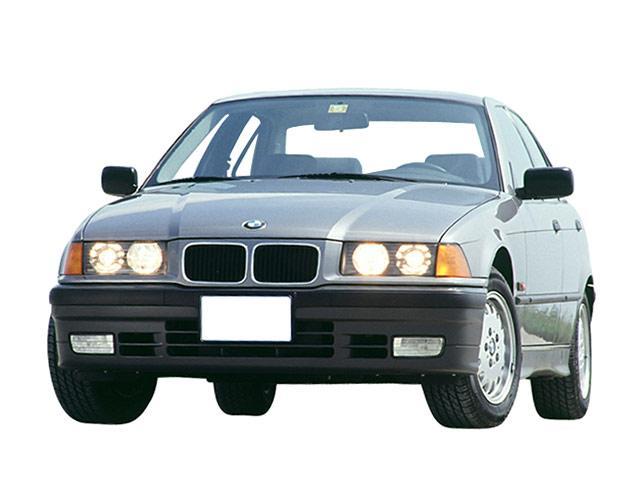 BMW3シリーズ(E36)カーナビ取付事例