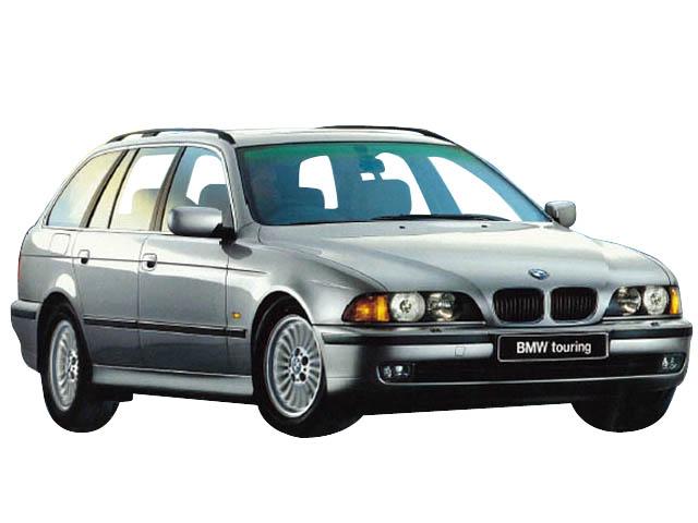 BMW5シリーズ(E39)カーナビ取付事例