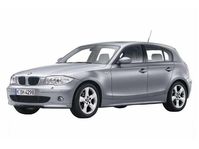 BMW1シリーズカーナビ取付事例