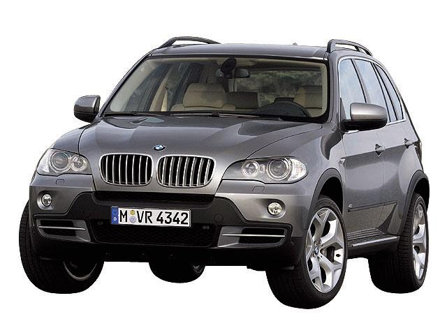 BMW X5カーナビ取付事例
