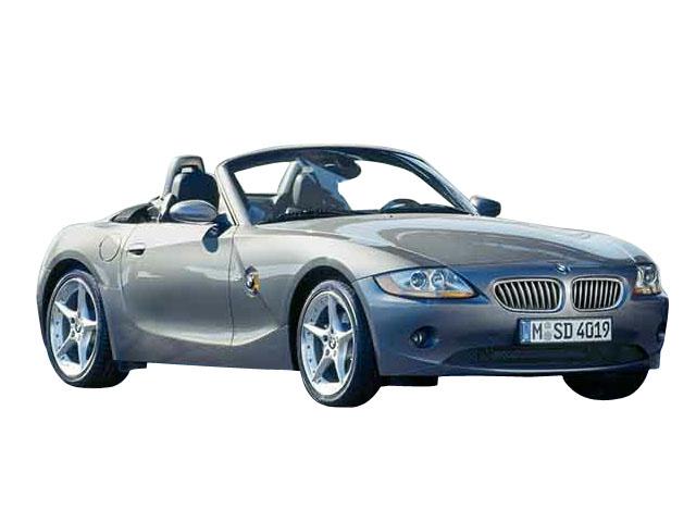 BMW Z4カーナビ取付事例
